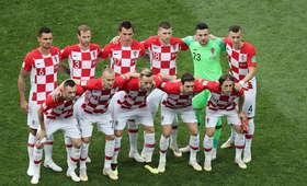 Oceny Chorwatów po przegranym finale MŚ 2018