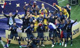 Francja mistrzem świata