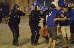 Zamieszki w Paryżu podczas świętowania mistrzostwa świata (8)