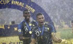 Francja po raz drugi w historii została mistrzem świata