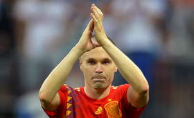 Andres Iniesta kończy reprezentacyjną karierę