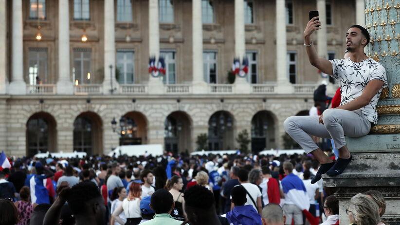 MŚ 2018: Przesadna radość we Francji. 300 osób zatrzymanych