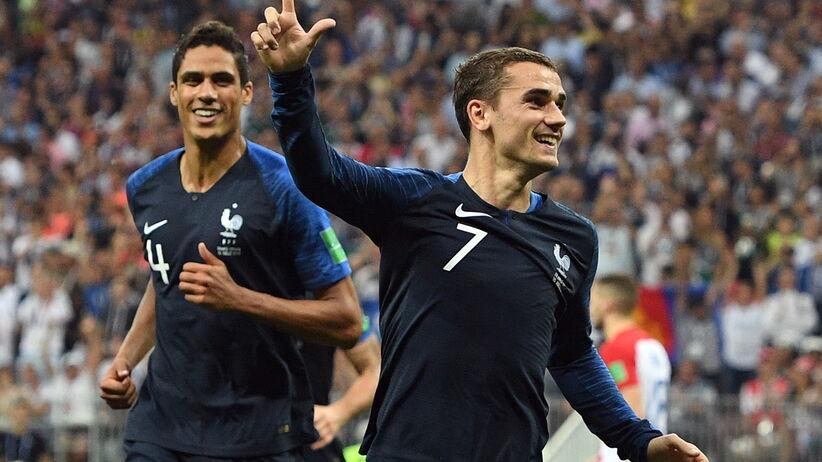 FIFA wybrała najlepszą jedenastkę MŚ 2018