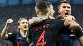 Chorwacja na mistrzostwach świata w Rosji