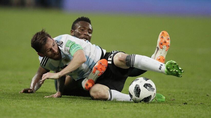 John Obi Mikel i Leo Messi