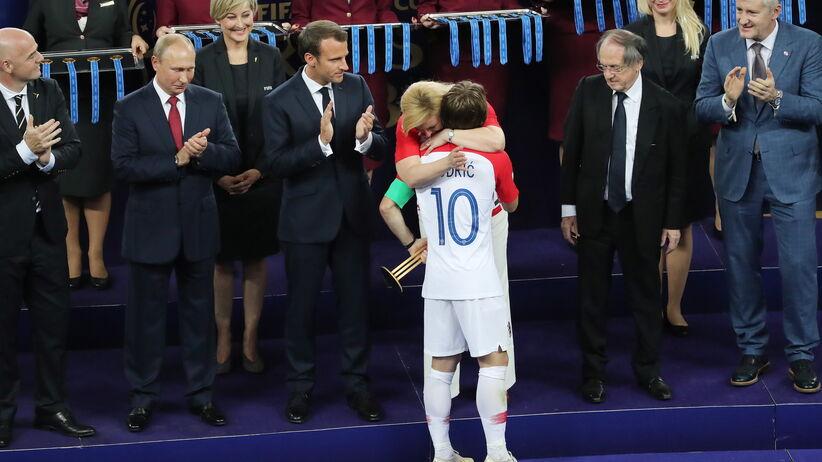 Luka Modrić zdobył Złotą Piłkę MŚ 2018
