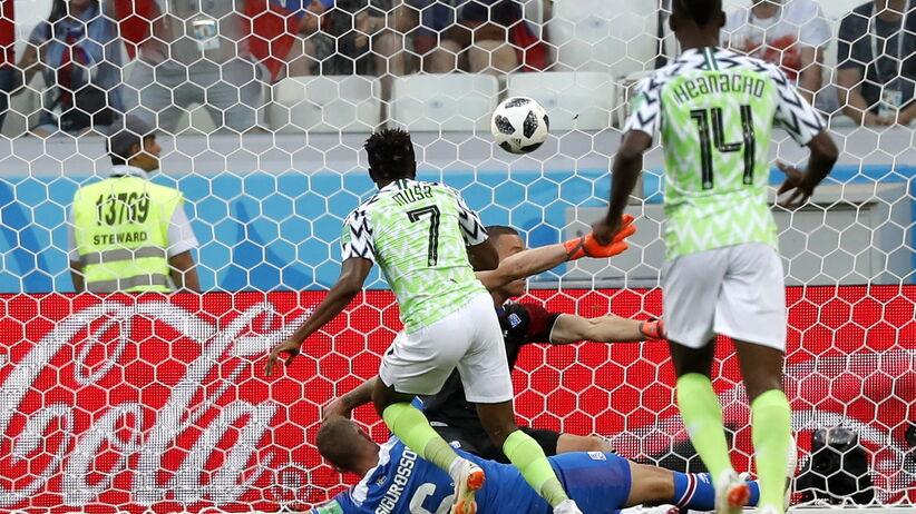 Nigeria - Islandia