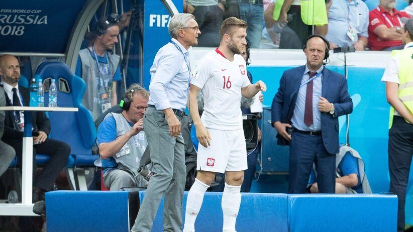 Jakub Błaszczykowski nie doczekał zmiany w meczu Polska - JAponia