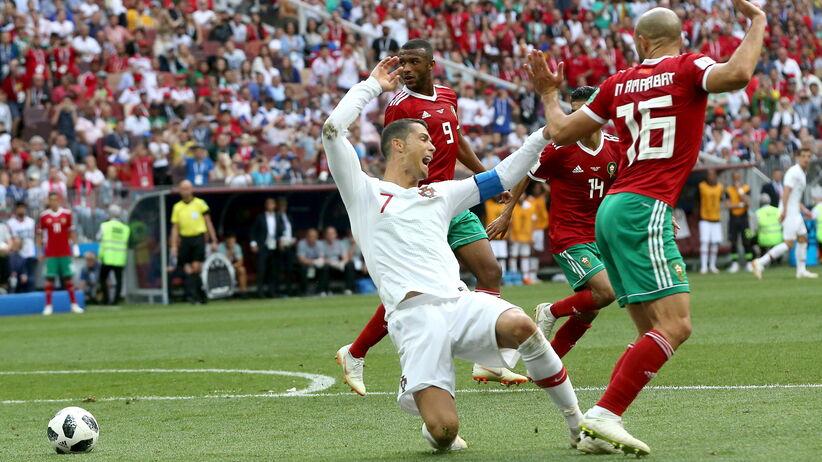 Amrabat miał pretensje do arbitra po meczu Portugalia - Maroko