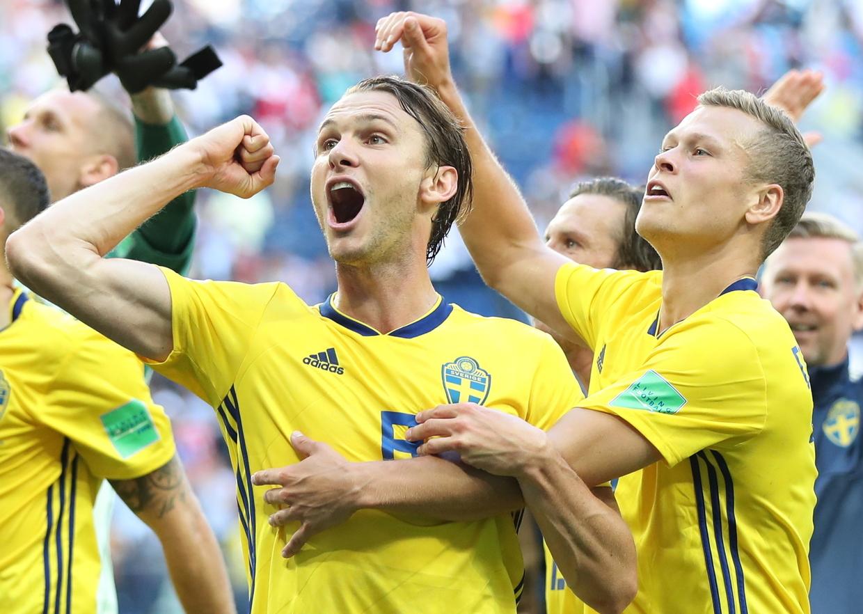 Szwecja w ćwierćfinale MŚ 2018