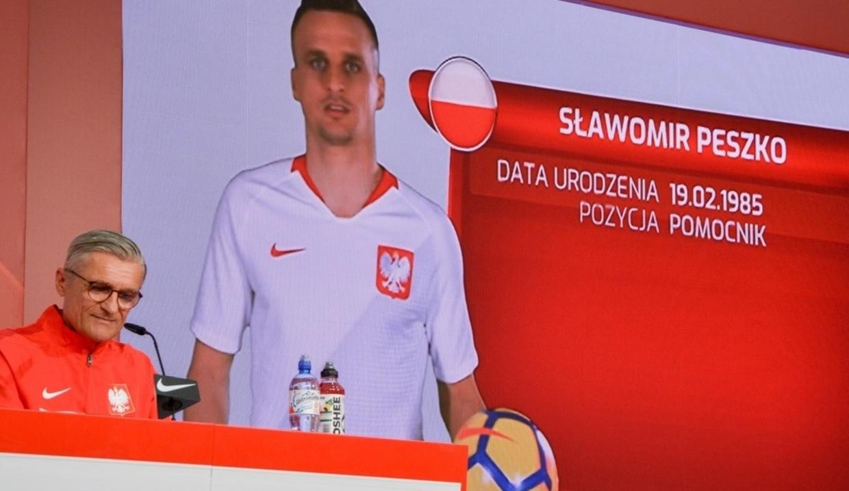 Adam Nawałka ogłosił kadrę na MŚ 2018