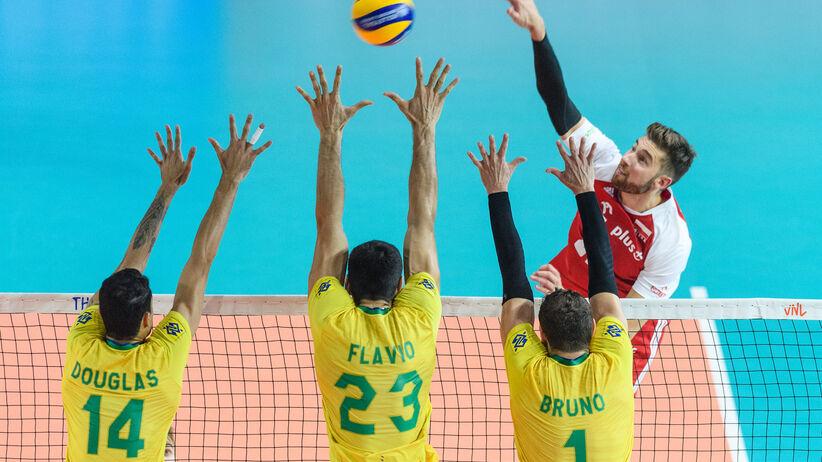 Bartosz Bednorz w drużynie marzeń Ligi Narodów
