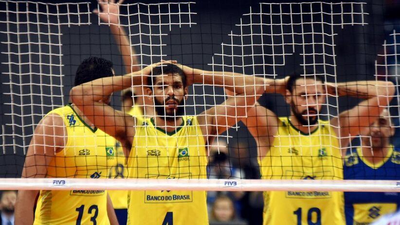 Brazylia, siatkówka