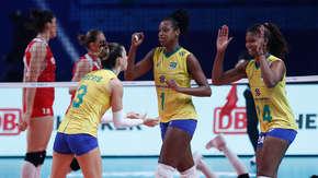 Brazylia w finale Ligi Narodów siatkarek 2019