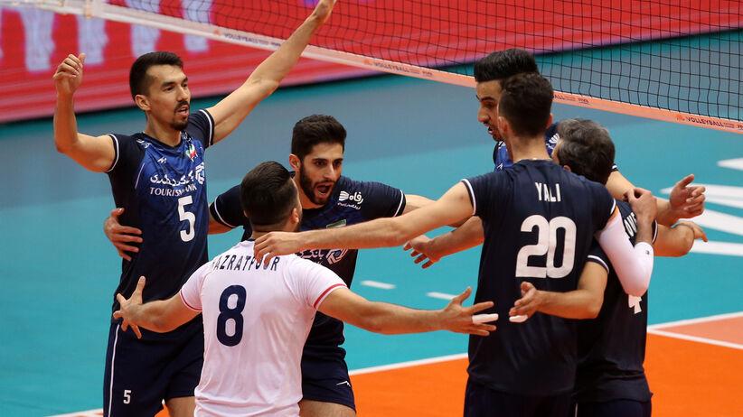 Reprezentacja Iranu w siatkówce