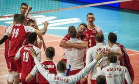 polscy siatkarze w Final Six