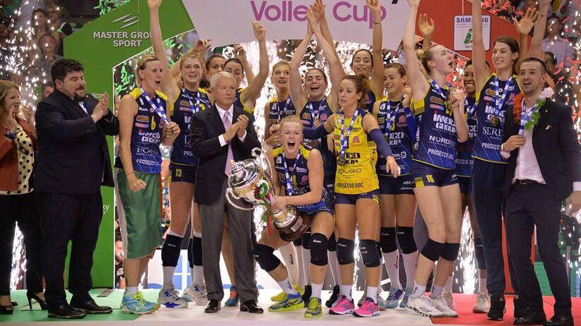 Imoco Volley Conegliano mistrzem Włoch
