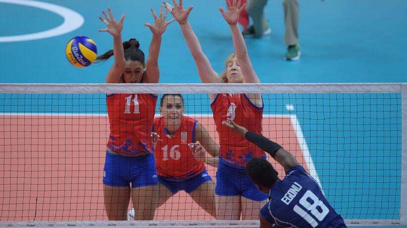 Skład Serbii na kwalifikacje olimpijskie siatkarek