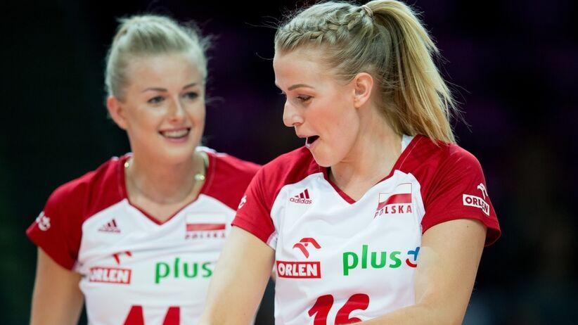 Natalia Mędrzyk i Joanna Wołosz