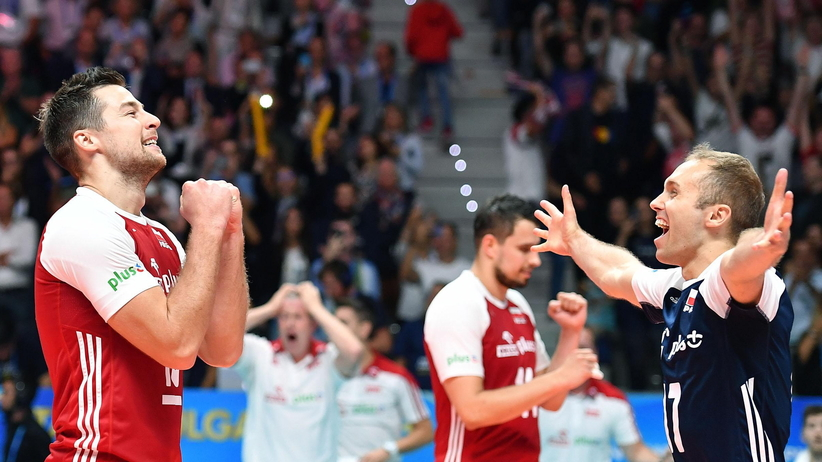 Sportowcy gratulują siatkarzom tytułu mistrza świata
