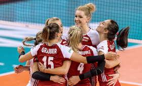 Liga Narodów siatkarek: Rosja pokonana, Polki kontynuują świetną passę