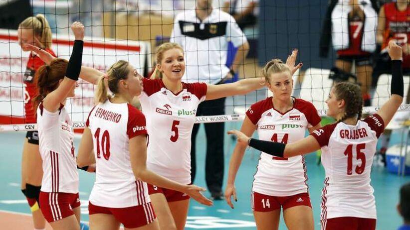 Liga Narodów siatkarek: Polki pewnie wygrały z Koreankami