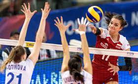 Polki zakończyły Ligę Narodów na 8. miejscu