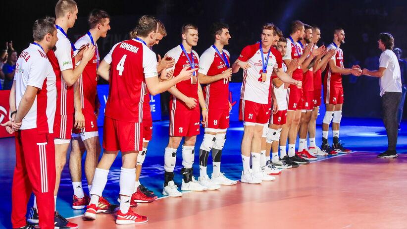 Brązowe medale polskich siatkarzy w Lidze Narodów