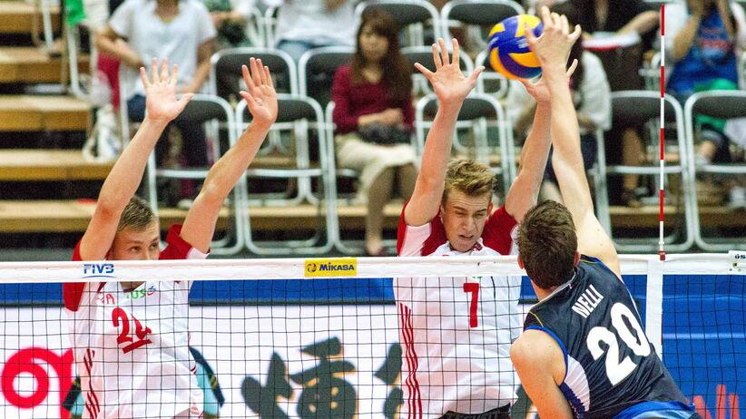 Polska - Włochy w LN siatkarzy