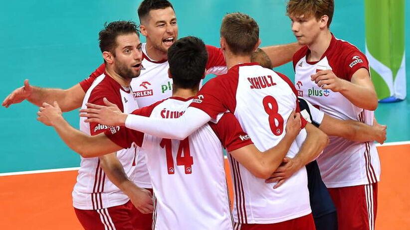 Final Six Ligi Narodów siatkarzy