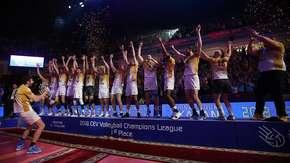 finał Ligi Mistrzów siatkarzy