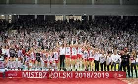 ŁKS Commercecon Łódź mistrzem Polski siatkówki kobiet