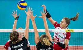 Polskie siatkarki poznały rywalki w fazie grupowej ME 2019