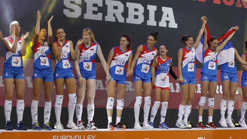 Serbia - Holandia