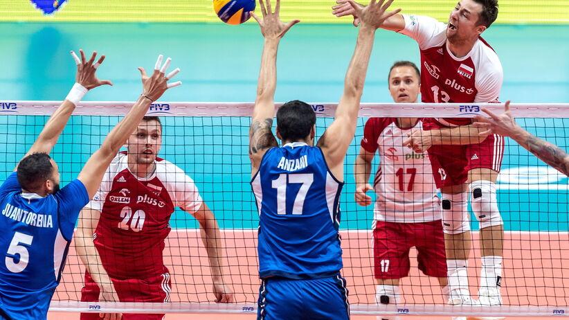 Michał Kubiak w ataku