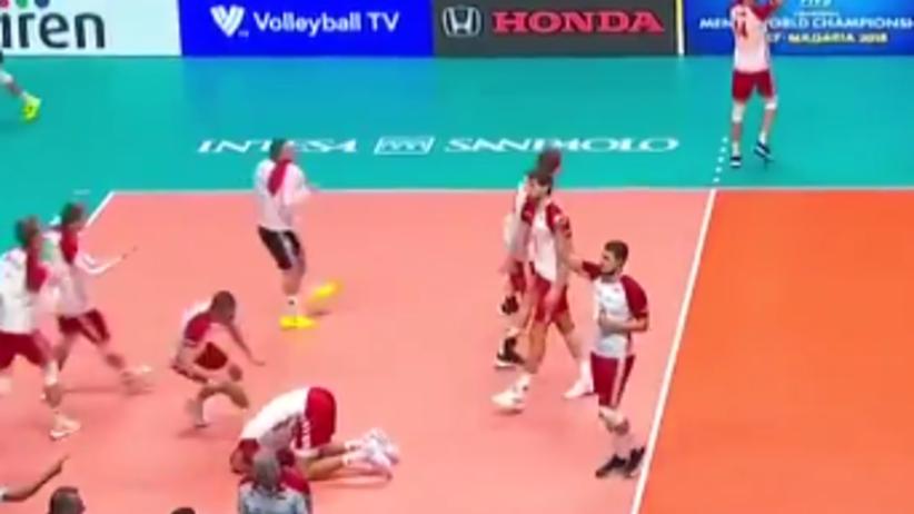 radość polskich siatkarzy