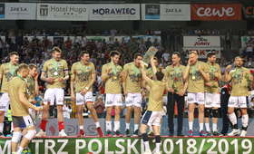 Zaksa mistrzem Polski