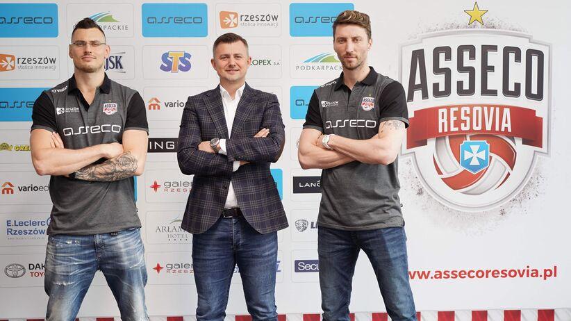 Zbigniew Bartman, Krzysztof Ignaczak, Nicolas Marechal