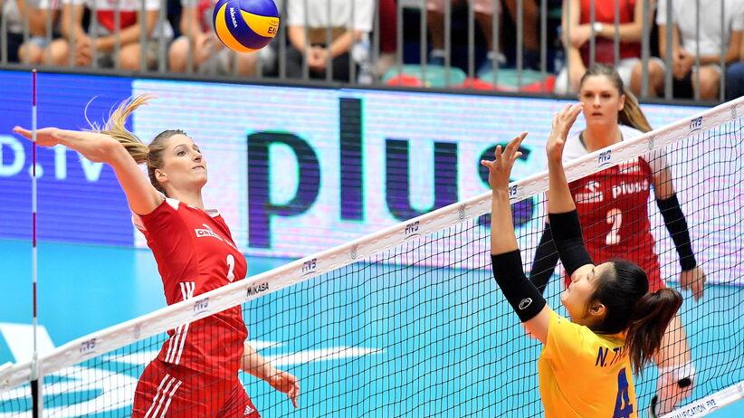 Polska - Tajlandia na żywo