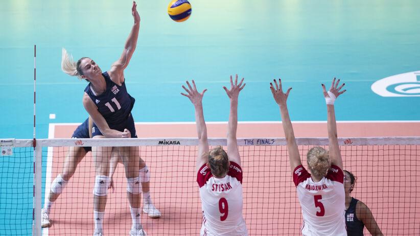 Kontrowersyjna sytuacja w meczu Polska - USA