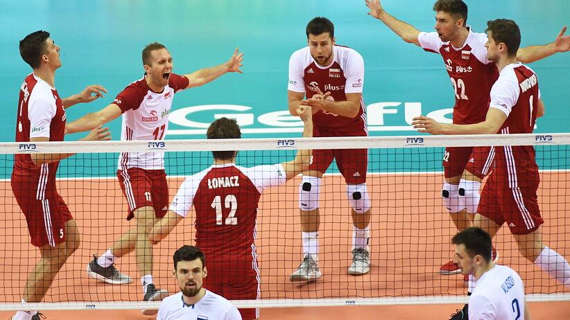 Siatkarska Liga Narodów: Polacy w wielkim stylu pokonali mistrzów Europy!
