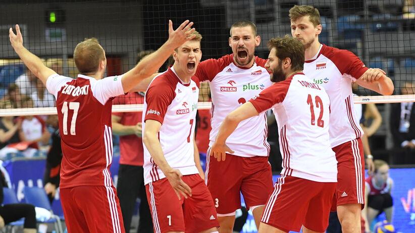 Siatkarska Liga Narodów: Świetna seria Polaków, biało-czerwoni pokonali Kanadę!