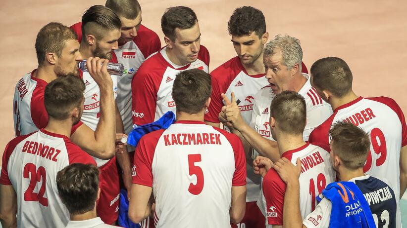 reprezentacja Polski siatkarzy na Final Six