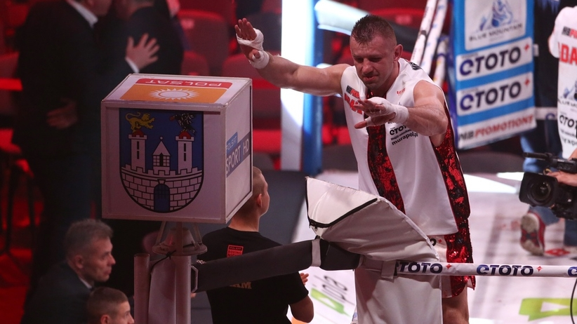 Adamek vs Miller w Polsacie Sport
