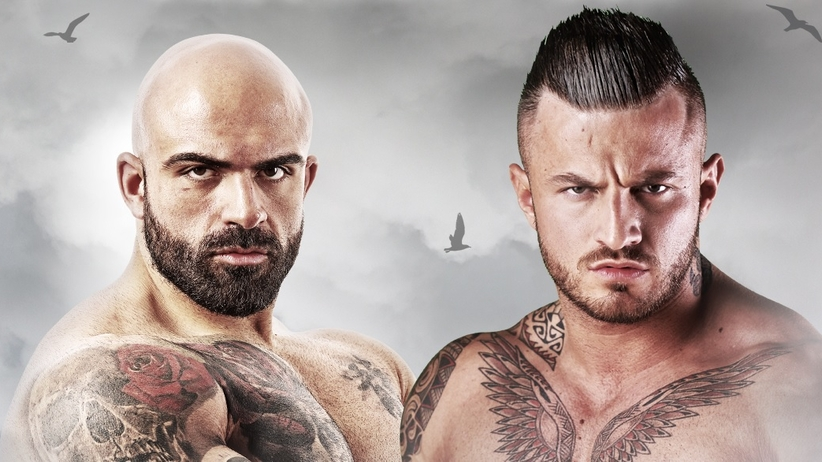Akop Szostak vs Erko Jun na KSW 49