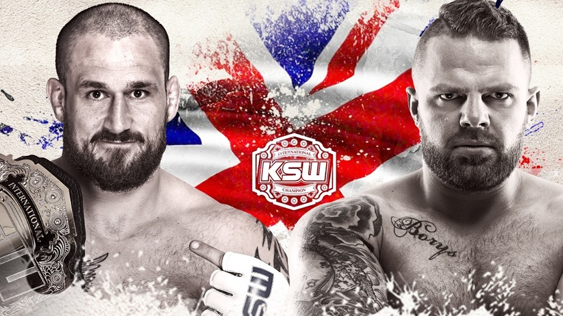 Bedorf vs de Fries na KSW 45