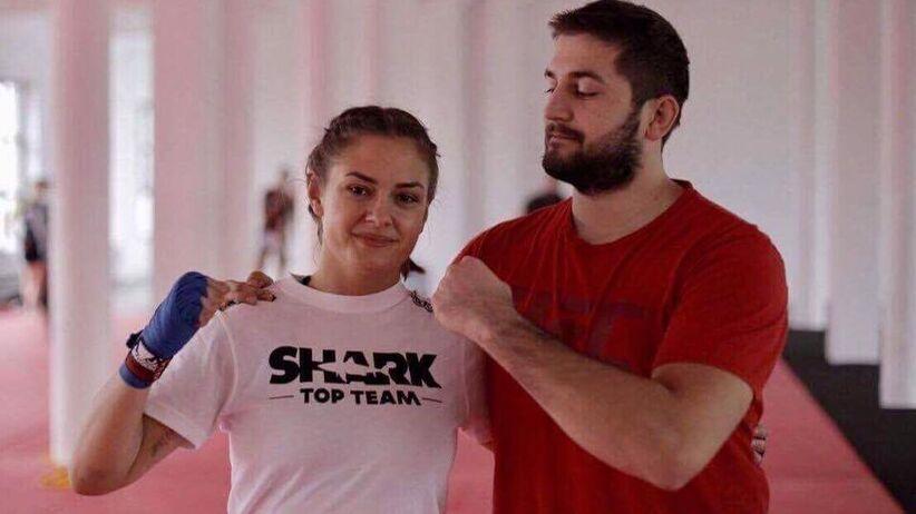 Dziennikarka Polsatu Sport zawodniczką MMA!