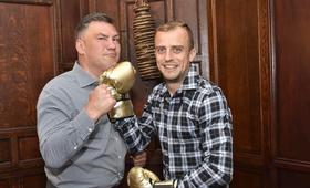 Michalczewski i Grosicki