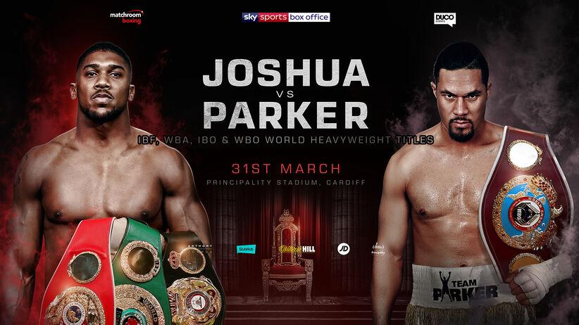 Joshua - Parker