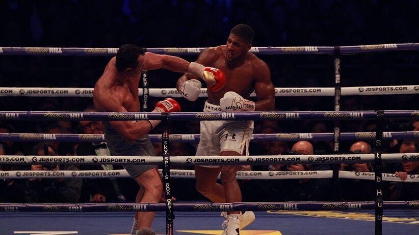 Joshua vs Kliczko